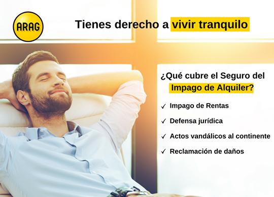 ARAG Impago Alquileres